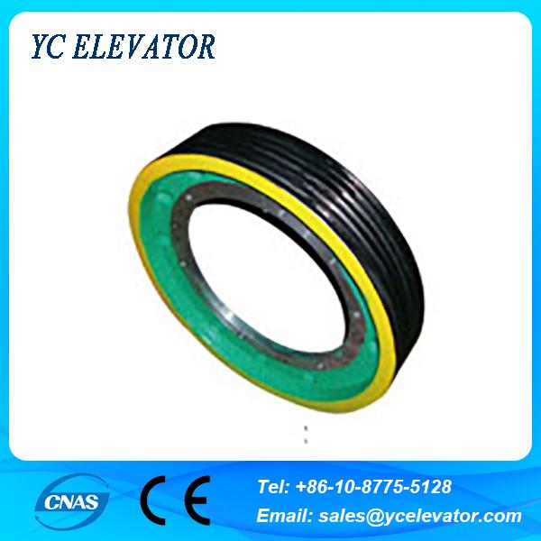 Kone 655x6x13 Elevator Traction Sheave Size: 655x6x13 - YC Elevator